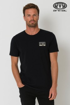 Animal Black Heritage Graphic T-Shirt