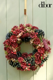 Cinnamon Pine Wreath by Dibor