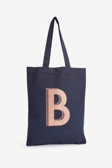 Organic Cotton Reusable Bag For Life
