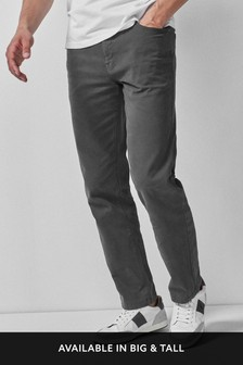Jean Style Bedford Trousers