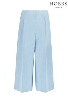 Hobbs Blue Layla Trousers
