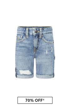 Calvin Klein Jeans Boys Denim Shorts