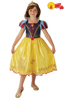 Rubies Yellow Snow White Fancy Dress Costume