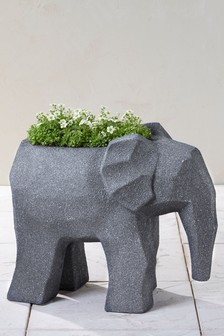 Elephant Large Planter