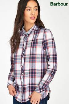 Barbour® Coastal Coral Check Seaglow Shirt