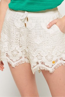Superdry Mandy Lace Short