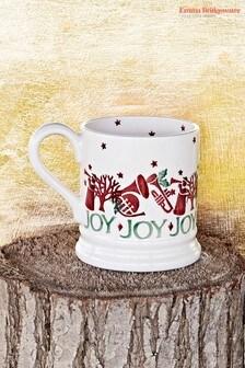 Emma Bridgewater Joy Trumpets Half Pint Mug