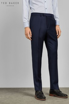 Ted Baker Blue Sterling Trousers