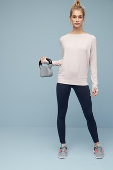 Ruched Soft Touch Leggings