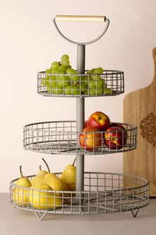 Malvern 3 Tier Fruit & Veg Storage