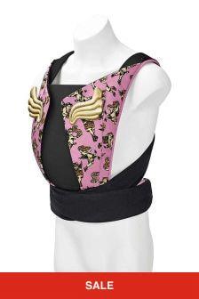 Cybex Girls Pink Cherub Yema Tie Baby Carrier