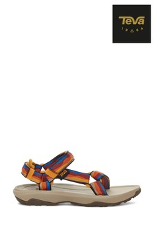 Teva Orange Hurricane Sandals