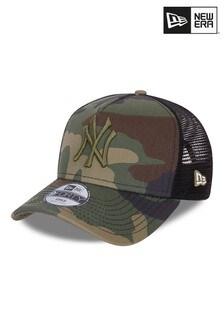 New Era® Camo New York Yankees 9FORTY Trucker Cap