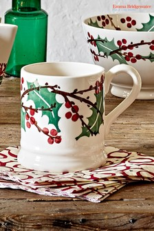 Emma Bridgewater Winterberry Half Pint Mug