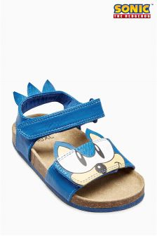 Sonic The Hedgehog™ Corkbed Sandals (Younger)
