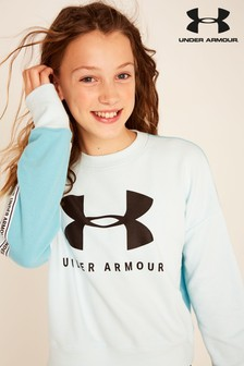 Under Armour Rival Crew Sweat Top