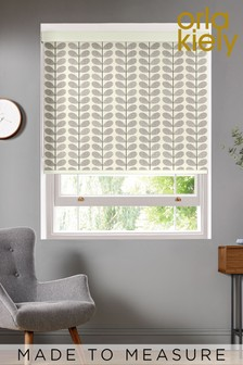 Scribble Stem Made To Measure Roller Blind by Orla Kiely
