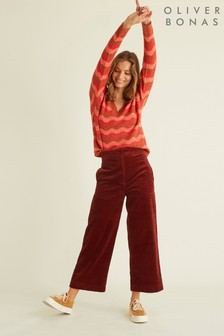 Oliver Bonas Cord Trousers