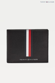 Tommy Hilfiger Black Metro Mini Wallet