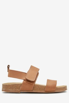 Leather Corkbed Sandals (Older)