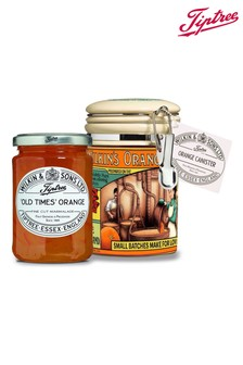 Orange Heritage Gift Set by Tiptree