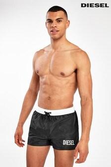 Diesel® Logo Swim Shorts