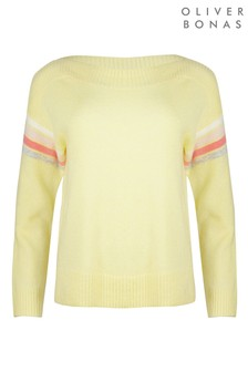 Oliver Bonas Yellow Jumper