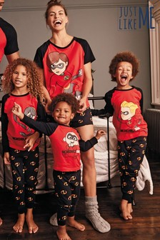 Matching Family Red Incredibles™ Elastigirl Pyjamas