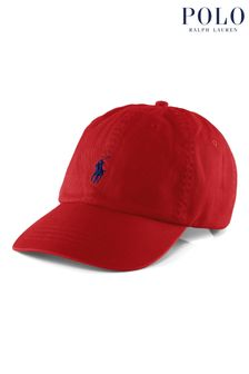 Polo Ralph Lauren Chino Twill Logo Cap