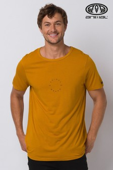 Animal Brown Highcliffe Deluxe Graphic T-Shirt