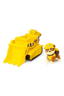 PAW Patrol Vehicle With Pup Rubble