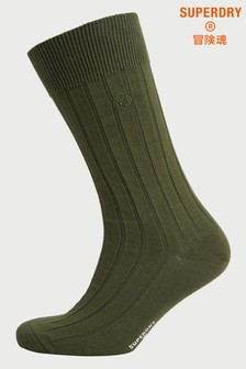Superdry Casual Rib Socks