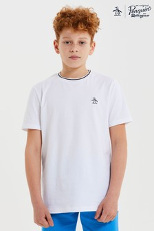 Original Penguin Tipped T-Shirt