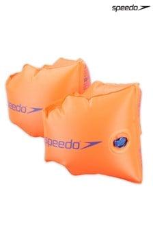 Speedo® Orange Classic Arm Bands