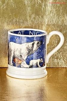 Emma Bridgewater Winter Animals Half Pint Mug