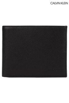 Calvin Klein Black Vital Bifold Wallet