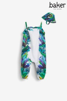 Baker by Ted Baker Romper And Hat