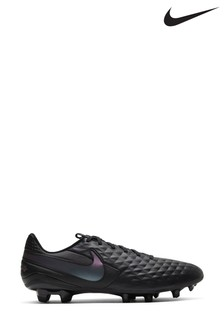 Nike Black Tiempo Legend 8 Academy FG Football Boots