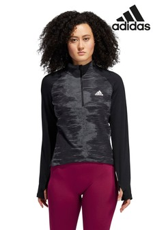 adidas Cold.RDY 1/2 Zip Sweat Top