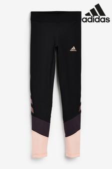 adidas Black/Pink XFG Tights