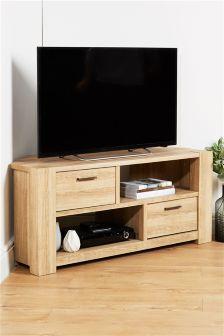 Madsen Corner TV Stand