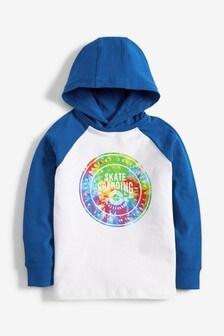 Raglan Hoody T-Shirt (3-16yrs)