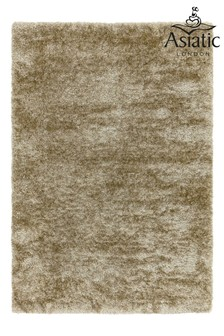 Nimbus High Pile Shaggy Rug by Asiatic Rugs