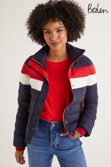 Boden Blue Caddick Padded Jacket