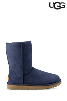 UGG® Navy Classic Short Boots