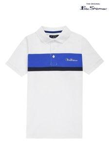 Ben Sherman Block Polo Shirt