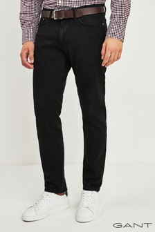 GANT zwarte smalle jeans