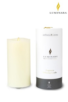 Luminara Living Flame Fragrance Diffusing Candle
