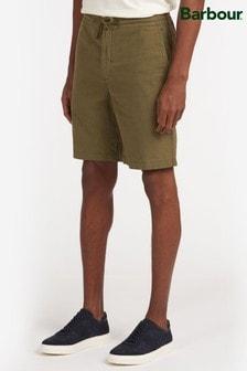 Barbour® Linen Mix Shorts