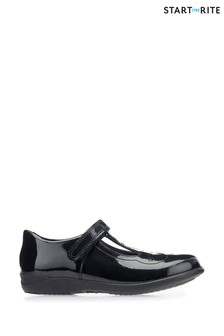 Start-Rite Black Poppy Shoes
